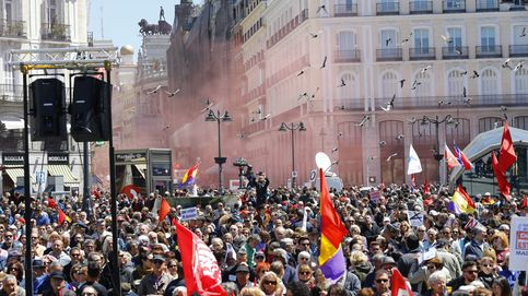 Primero de Mayo: la lucha de clases está hoy entre La Zarzuela y el Teatro Real