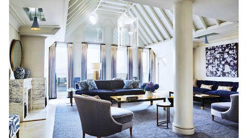 Los apartamentos de hotel más lujosos del mundo