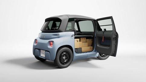 Un nuevo vehículo para el reparto urbano sin emisiones desde 29,99 euros al mes