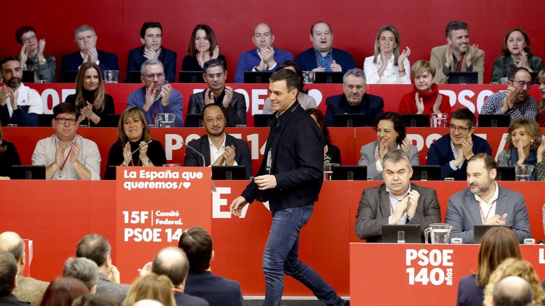 Sánchez calma al PSOE con Cataluña: salidas viables y no en perjuicio de otras CCAA