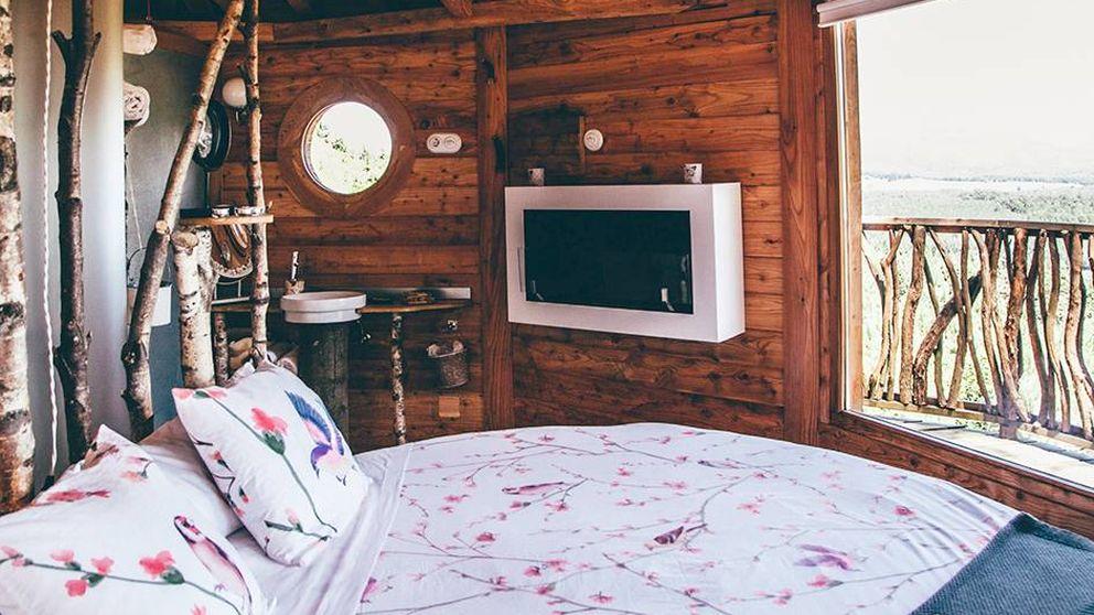 Cabañas en los árboles: cuatro opciones ('rural chic') para dormir como Tarzán
