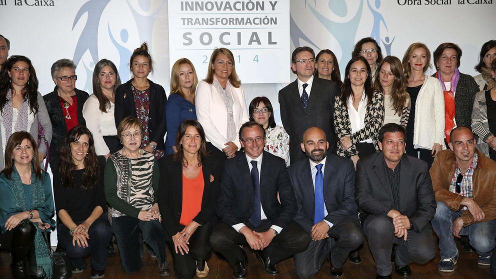 La Caixa premia a 10 proyectos de atención a los más desfavorecidos
