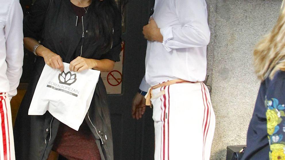 Pilar Rubio, Sergio Ramos y Pablo Motos y Llopis: divertida cita de parejitas en Madrid