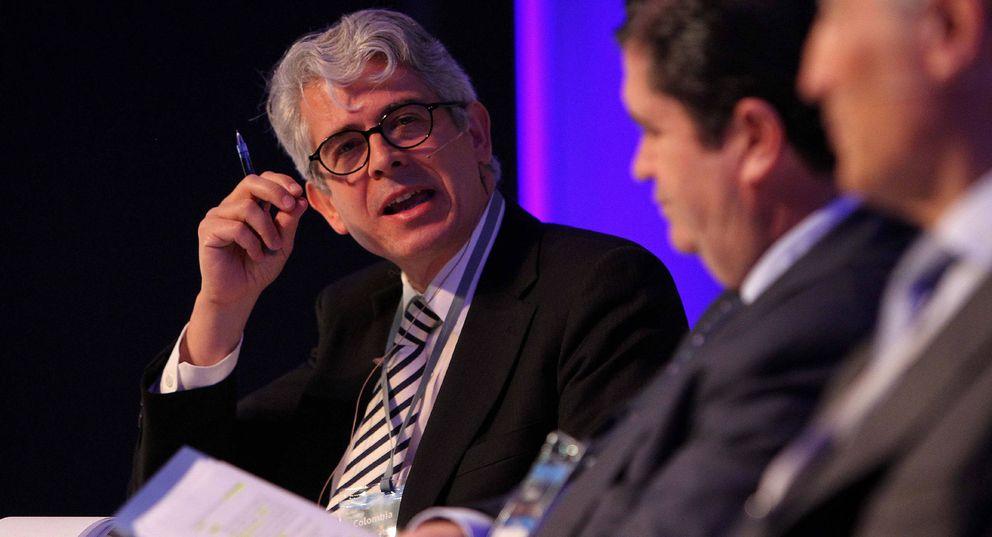 El director del diario El País, Javier Moreno. (EFE)