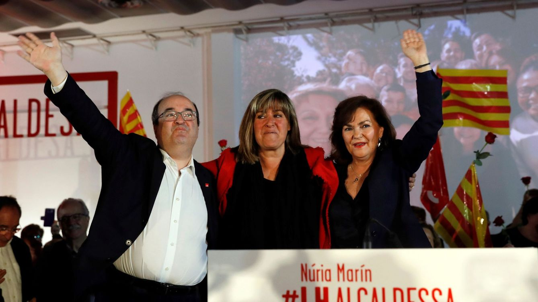 De Iceta a la ira de Borrell: Ferraz intenta que Cataluña no colonice ni desvíe su campaña