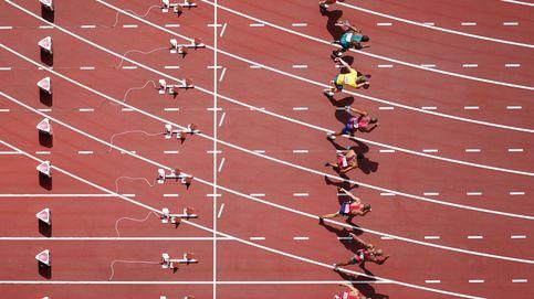 100 metros de decatlón masculino