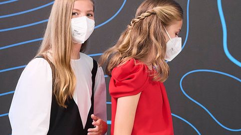 La maleta de Letizia, Leonor y Sofía en Barcelona: seis looks y mucho estilo