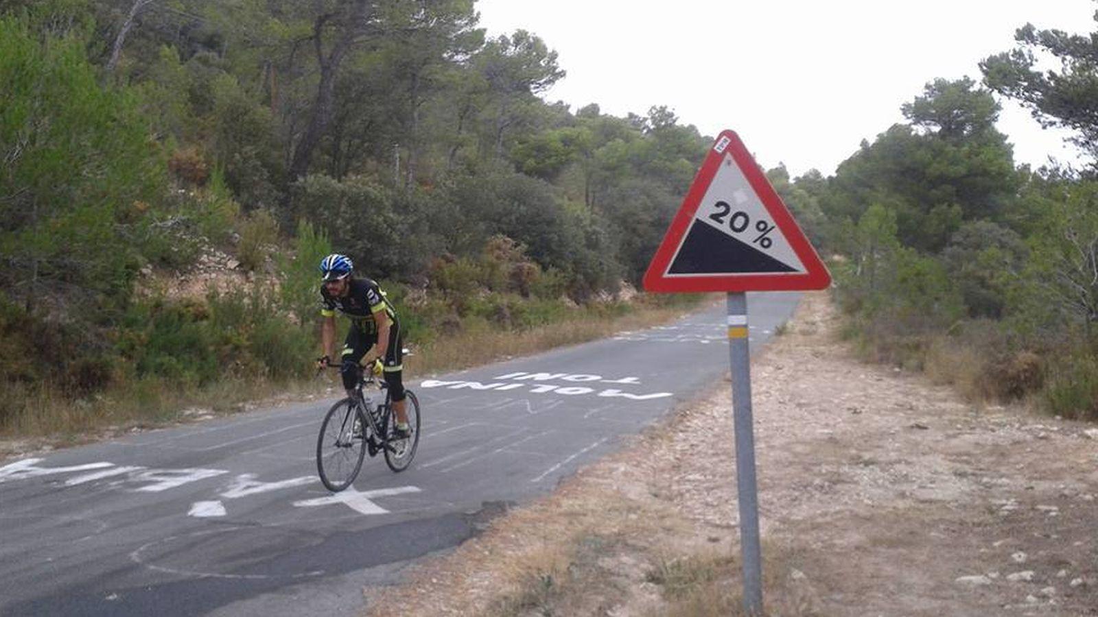Ciclismo: Así se pasa de una sala de spinning a subir en un día 20 ...