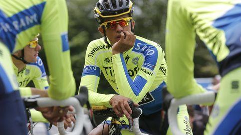 Contador sube más de lo que le espera en Italia para volver a ganar el Giro