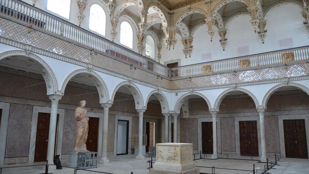 Foto: Museo del Bardo, en Túnez (Flickr/@Richard Mortel)
