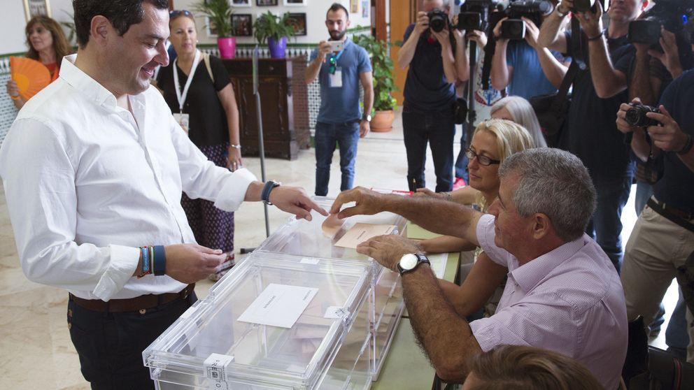 Resultados elecciones Málaga: todo sigue igual para PP y PSOE