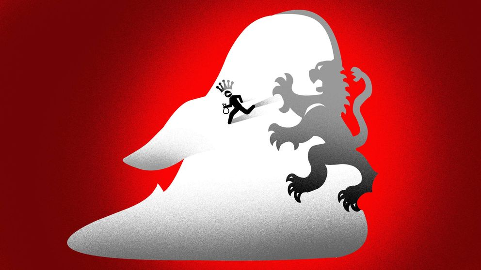 Juan Carlos I: no me voy, me echan