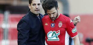 Post de El mal momento de Cesc Fábregas en el Mónaco y el respeto que pide Robert Moreno