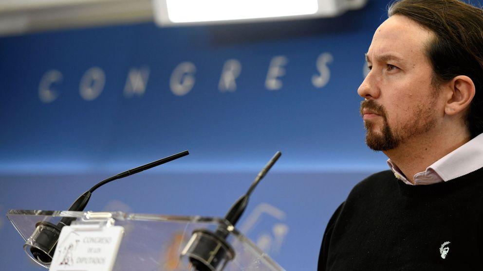 Iglesias mantiene su primera reunión formal con ERC para la investidura