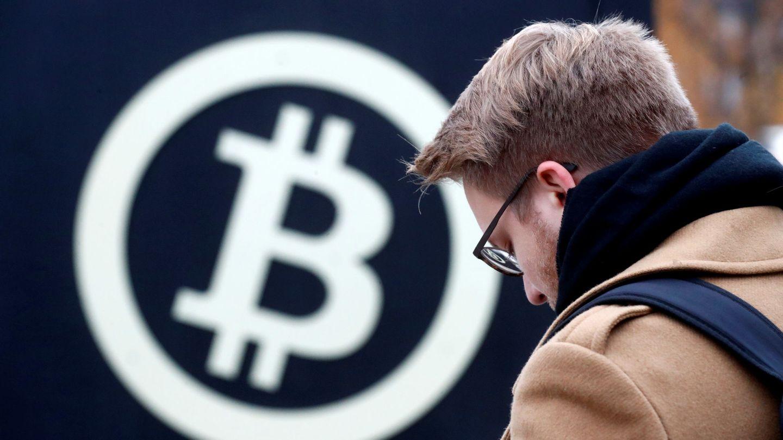 Bitcoin. (Reuters)