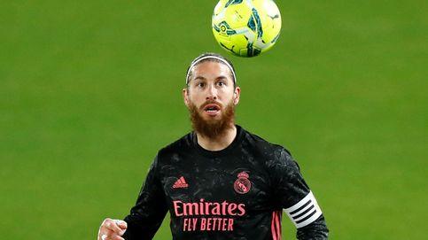 Sin Superliga, no hay dinero para la renovación de Sergio Ramos