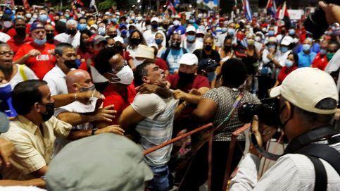 El gobierno cubano convoca a miles de personas para sacar músculo ante protestas