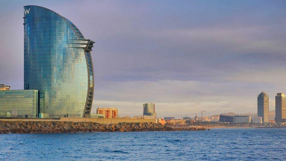 Foto: Hotel W, en Barcelona (EC)
