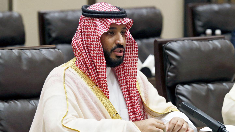 El prínciep Mohammed ben Salman de Saudi Arabia. (Reuters)