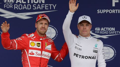 Cuando el segundo lugar de Bottas es humillante por 'culpa' de Vettel y Lewis
