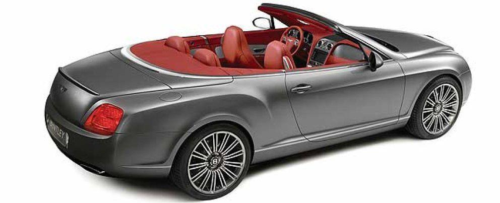 Bentley GTC Speed, a 312 km/h con un descapotable