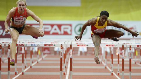 La IAAF sanciona de por vida a Onyia, plusmarquista nacional de 100 m vallas