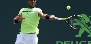 Post de La final del Masters de Miami, en directo: Roger Federer-Rafa Nadal