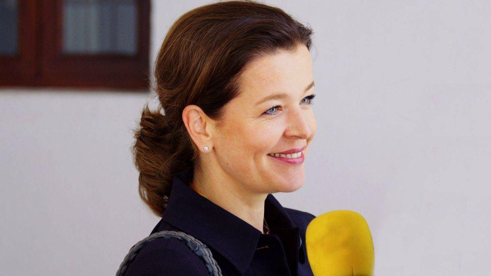 Foto:  Julia Melchior. (ZDF/Tobias Corts)