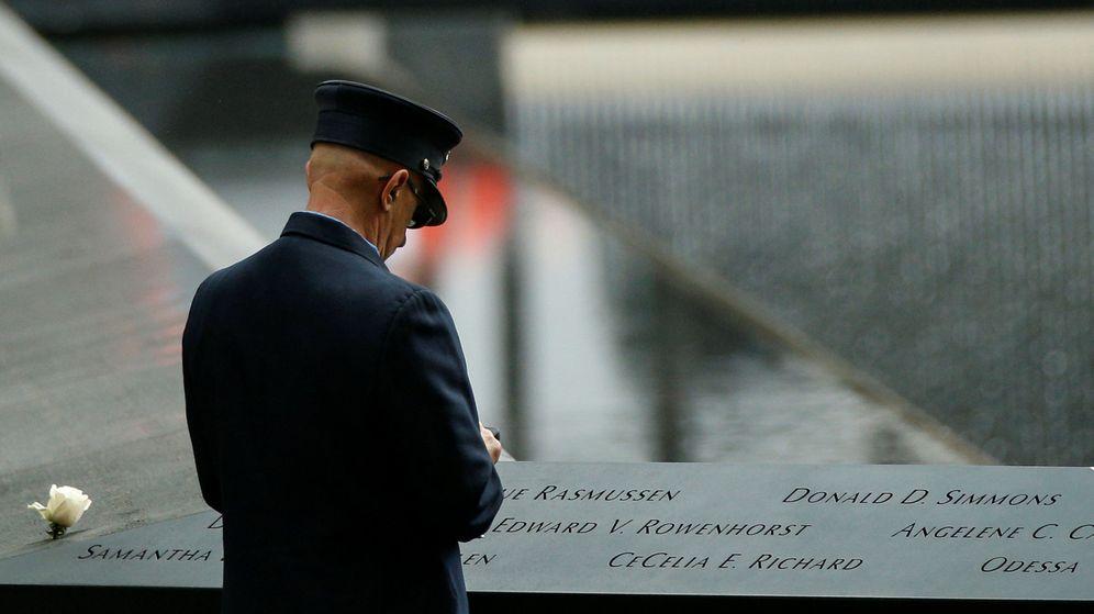 Foto: Memorial del 11-S en Nueva York. (Reuters)