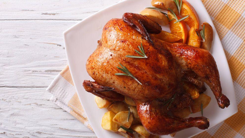 Vuelve lo clásico: la receta del pollo al horno casero con patatas