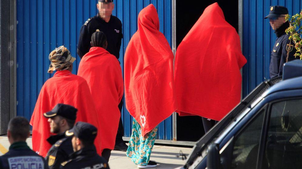 Foto: Open Arms llegó a Cádiz este viernes. (EFE)