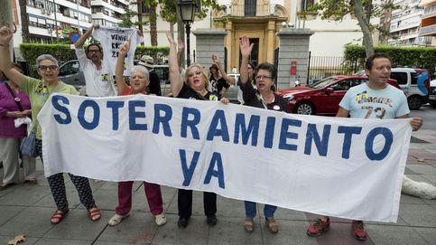 Adif adelanta el soterramiento de las vías del AVE de Murcia ante la presión vecinal