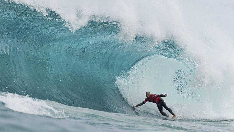 España se sube en masa a la tabla de surf con el firme empujón de la mujer