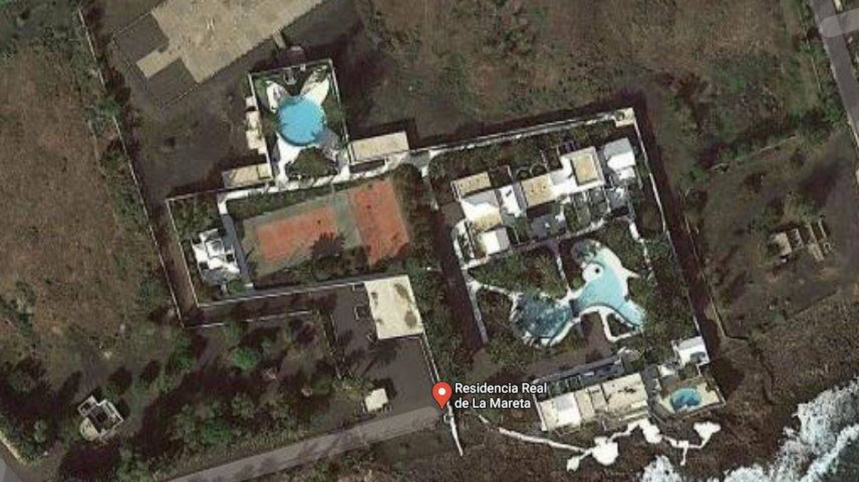 Vista aérea de La Mareta. (Google Maps)