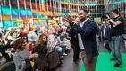 Vox pasa por Vitoria sin incidentes y lamenta los disturbios del sábado