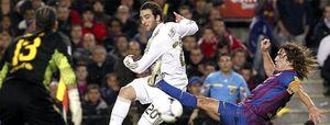 Foto: Higuaín queda retratado y se convierte en el gran damnificado de la mejoría del Real Madrid