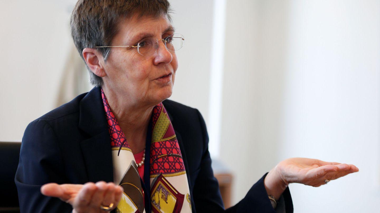 Elke Koenig, presidenta de la JUR. (Reuters)