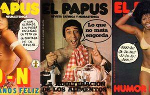 El Papus: el rescate de la risa secuestrada