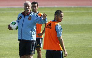Mario Suárez prepara las maletas para abrir las puertas de la Roja