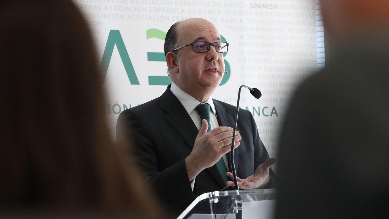 José María Roldán en una imagen tomada el pasado mes de abril. (EFE)