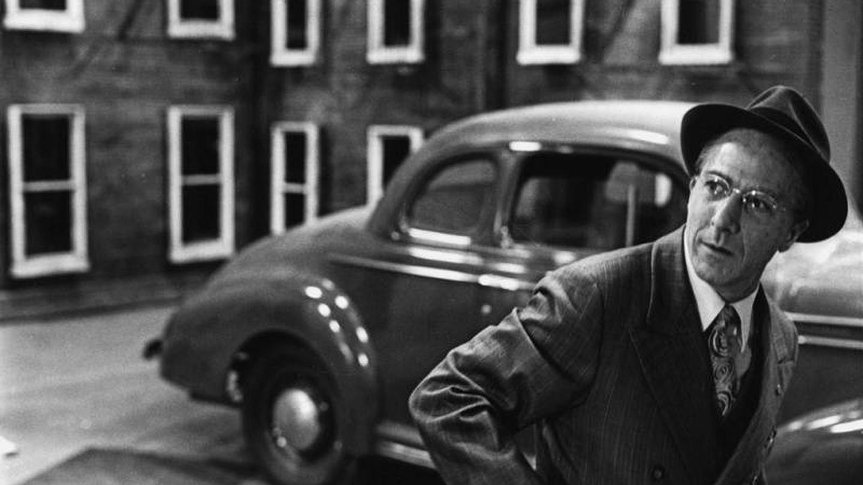 el actor Dustin Hoffman en una imagen de 'Death of a Salesman'.