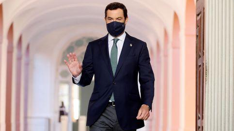 Los andaluces castigan la radicalidad de la política española