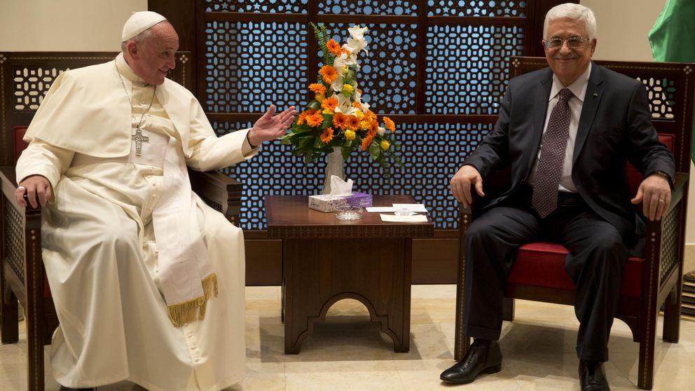 El Vaticano reconoce oficialmente al Estado de Palestina por primera vez