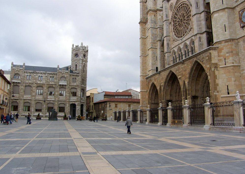 Foto: Catedral de León. (Pxhere)