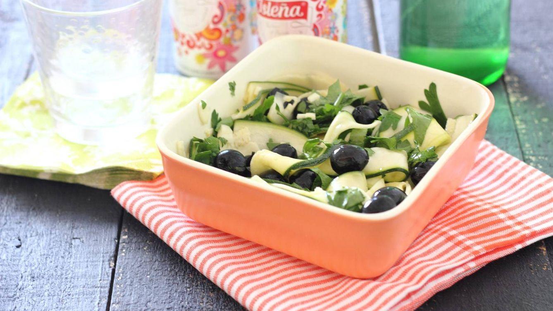 Calabacines marinados: un plato nutritivo, sano y fresquito para el verano