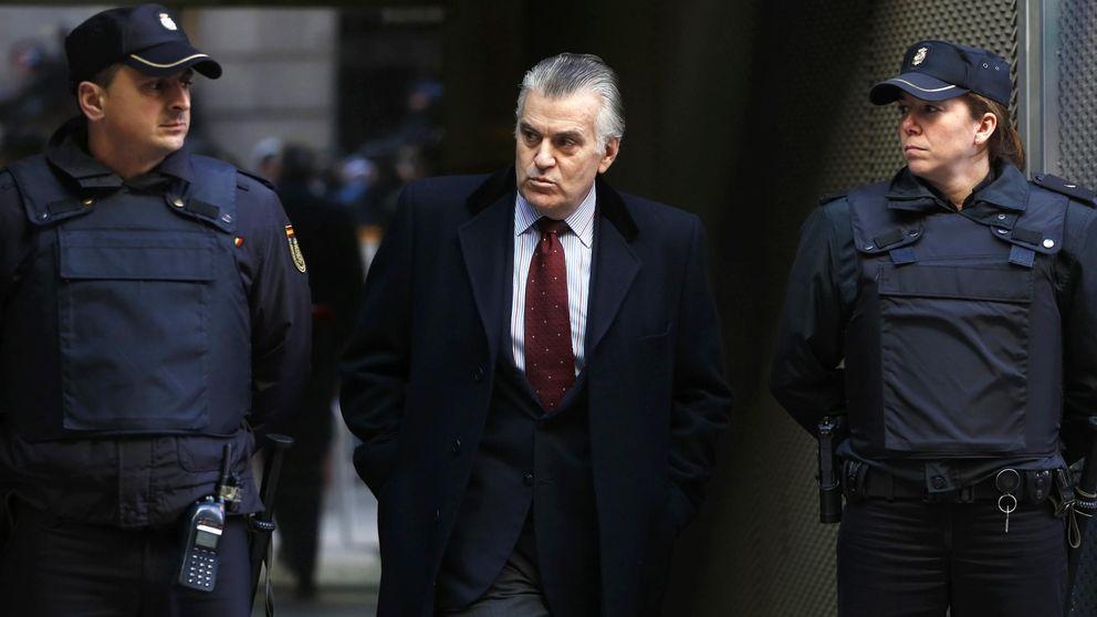 Bárcenas esconde papeles de tres décadas de caja B del PP y los pagos del 'Tamayazo'
