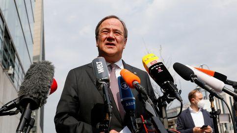 La CDU de Merkel respalda al centrista Laschet como candidato a la Cancillería