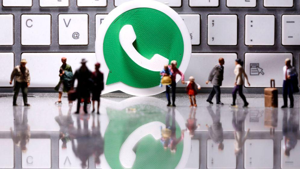 Foto: 3d printed whatsapp logo
