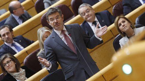 Catalá ataca a las fiscales por su 'rebeldía' en el caso del presidente de Murcia