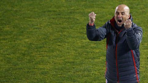 Raúl aún no se ve entrenando al Real Madrid, pero propone a Jorge Sampaoli
